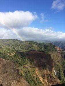 waimea canyon waterfall hiking kauai tour