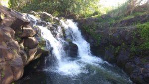 custom waterfall hiking kauai tours