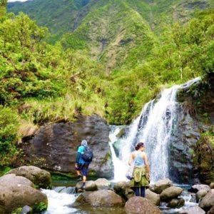 Wai'ale'ale Blue Hole Hiking Tour