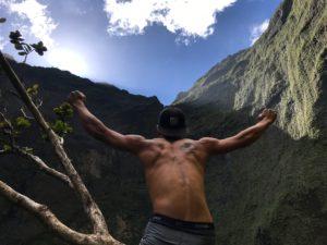 Blue Hole Waterfalls Hiking Kauai Tour